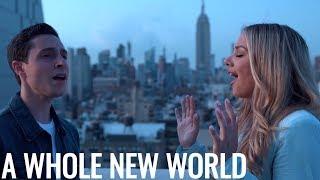 Aladdin   A Whole New World (Emma Heesters & Dan Berk Cover)