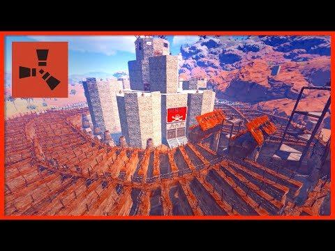Rust Raids: VANILLA | BIGGEST CLAN BASE ON SERVER LOOTED - Youtube
