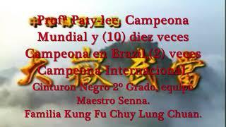 Tai Chi Fan 52 Taiji by Paty Lee Kung Fu Fan 52式功夫扇 Taiji fan 太极扇子