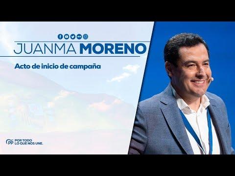 """Juanma Moreno: """"España necesita un Presidente del Gobierno que mire hacia el futuro: Pablo Casado"""""""