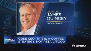 Coca-Cola is going to need a retail strategy to get the coffee plan to work, says number-one consume