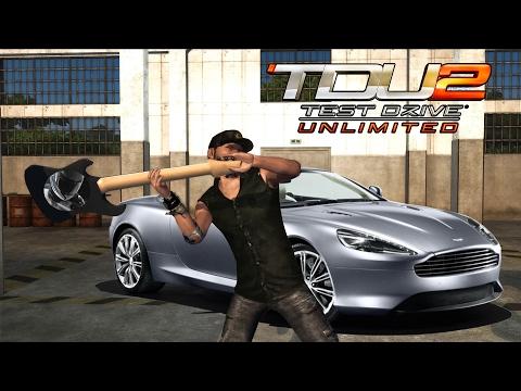 Test Drive Unlimited 2 - Гонки Всех Времен онлайн видео