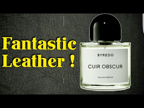 Byredo Cuir Obscur 2016 | Harrod's Exclusive Perfume | Intro