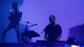 Disclosure feat. Kwabs-  Willing & Able (live)