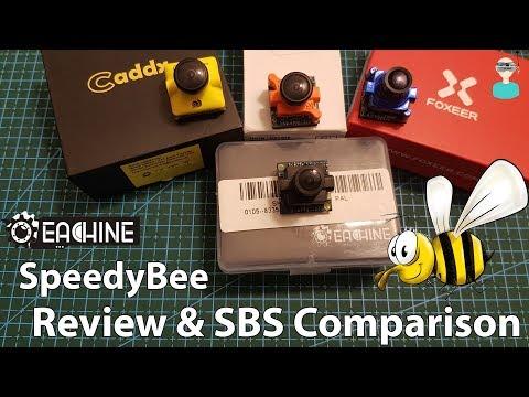 Eachine SpeedyBee - A Budget Friendly Micro FPV Camera