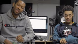 #12world S1 - Studio With Fumez (S1.E1) | Talks Poundz Beef, Drill Beef, Contracts + More
