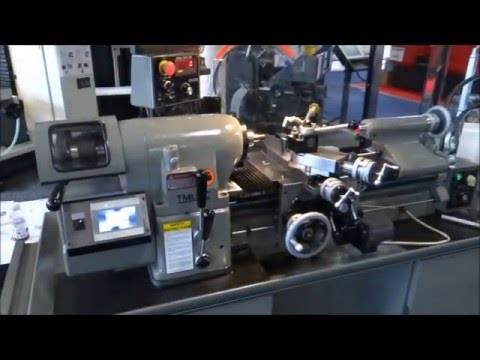 Toolroom Lathe for Modeling and Prototypes