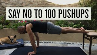 How to Get MAD STRONG with PUSHUPS