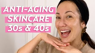 Anti-Aging Nighttime Skincare Routine for Youthful Skin in Your 30s & 40s | #SKINCARE w/ @Susan Yara