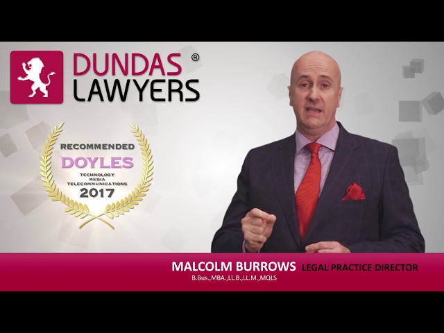 Technology Lawyer Dundas Lawyers