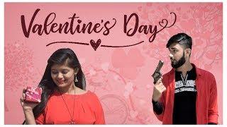 વેલેન્ટાઈન ડે સ્પેશ્યલ || Gujarati Comedy || Video By Akki Hemnani