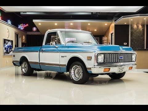 1972 Chevrolet Pickup For Sale