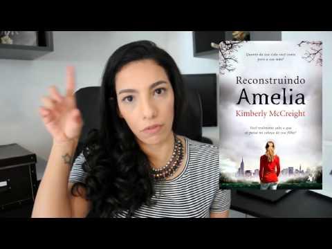 Resenha de Reconstruindo Amelia- Kimberly McCreight