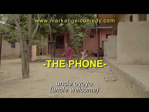 The phone ( mark Angel comedy )