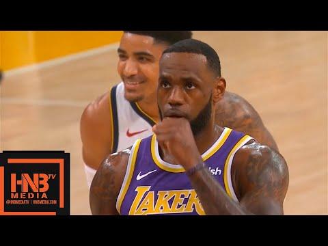 Los Angeles Lakers Vs Denver Nuggets 1st Qtr Highlights