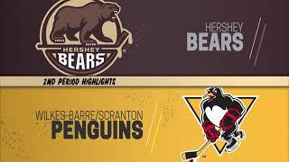 Penguins vs. Bears | Feb. 20, 2021