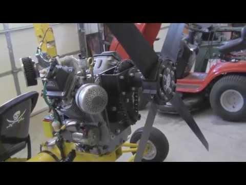 Kohler ultralight engine