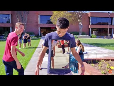 BEST MAGIC Lego Illusions By Zach King 2018, NEW Magic Tricks Incredible & ZACH KING Ever Mp3