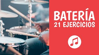 5. Aprende 21 Ritmos de Batería para ser un Virtuoso (Curso de Batería)