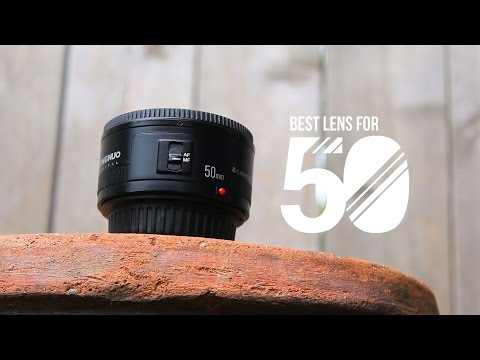 BEST $50 Lens? Yongnuo 50mm Review!