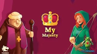 MY MAJESTY iOS / Android Gameplay HD
