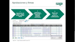 Gestión de Firmas de SAGE XRT [Webinar de 50 mnts]