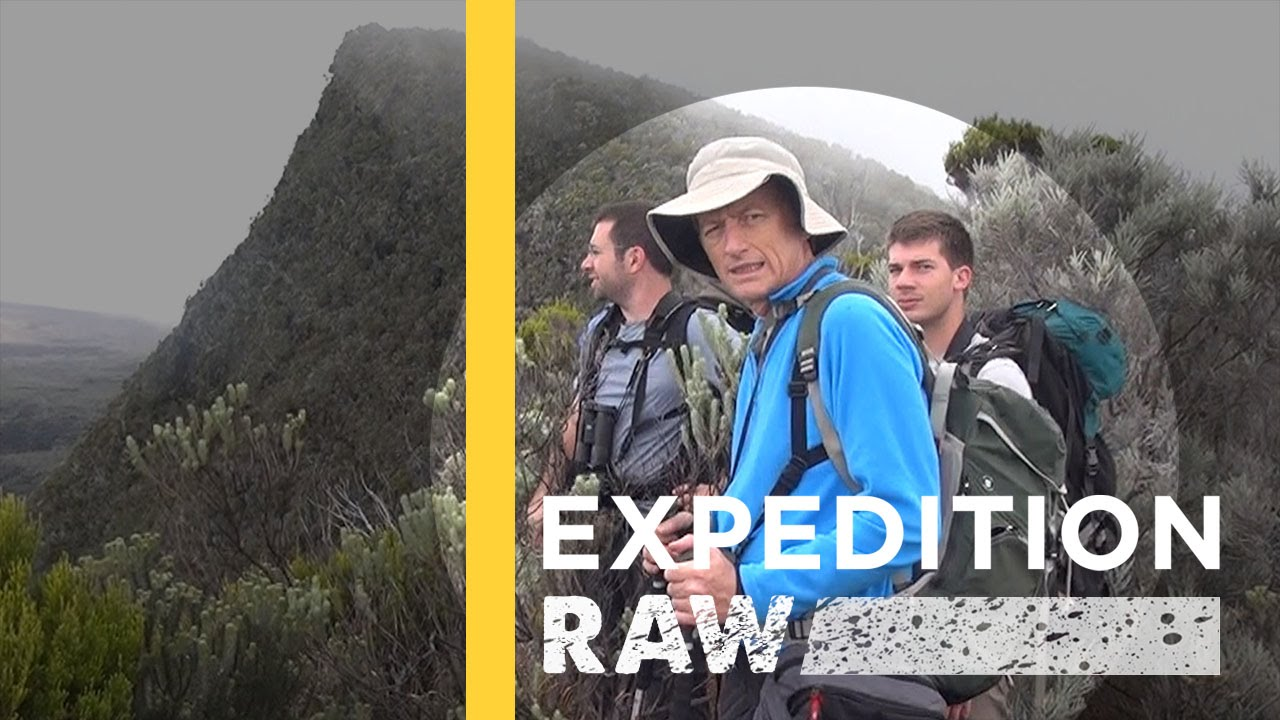 How To Celebrate Christmas on a Volcano   Expedition Raw thumbnail
