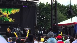 Luciano Groovin In The Park (6/28/15)