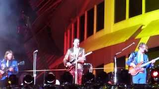 "Arcade Fire ""Normal Person"" Live @ Capitol Records Los Angeles CA 10-29-2013"