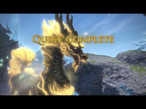 Final Fantasy XIV: Stormblood - The Kirin - Mount