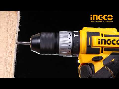 INGCO Lithium Ion Impact Drill
