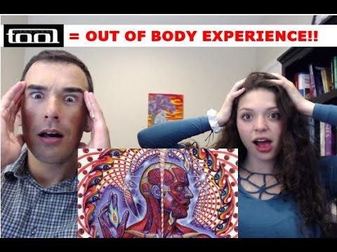 RAP TEEN & METAL DAD's REACTION to TOOL - LATERALUS! (THE VIBE!!!!)