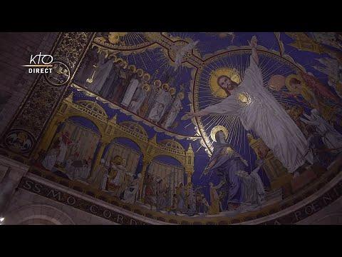 Prière du Milieu du jour du 8 avril 2021 des Bénédictines du Sacré-Coeur de Montmartre