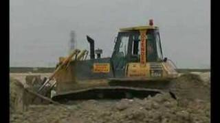 preview picture of video 'Machining at Thanet Earth'