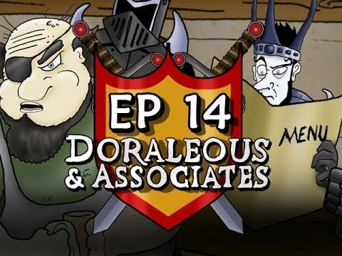 Neteř v nouzi - Doraleous a společníci (S01E14)