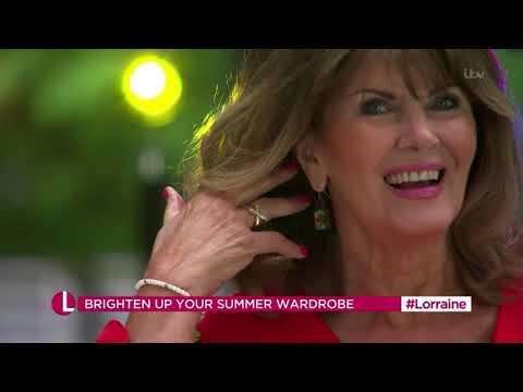 ITV Featured Cut Gem Drop Earrings