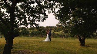 Intimate Vineyard NHL Wedding | Katrina + Brett Connolly