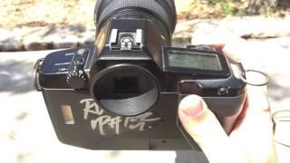 Drunk Camera Reviews: Canon EOS 650
