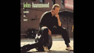 John Hammond — Love Changing Blues