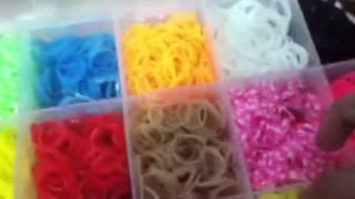 kit de pulseiras de elasticos - ฟรีวิดีโอออนไลน์ - ดูทีวี