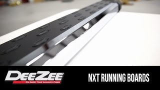In the Garage™ with Total Truck Centers™: Dee Zee NXt 6″ Running Boards