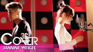 Love Yourself - Justin Bieber cover by Jannine Weigel (พลอยชมพู) ft. Benjamin Kheng
