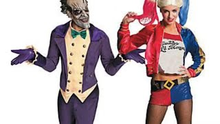 DIY Halloween Costumes| DIY Couples Or Family Costume Ideas|Last-Minute Halloween Costume