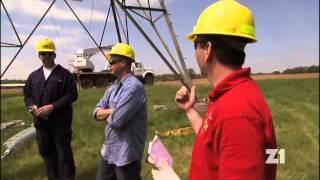 Dokumentárny film Technológia - Megaopravy: Práce na vysokom napätí