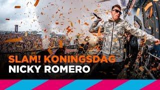 Nicky Romero - Live @ SLAM! Koningsdag 2017