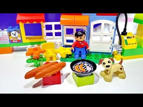 Vidéo LEGO Duplo 4631 : Apprendre à construire avec DUPLO