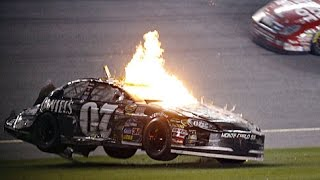 All NASCAR Crashes From The 2007 Daytona 500