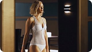PASSENGERS First Look Clip & Trailer 2017 Jennifer Lawrence Movie