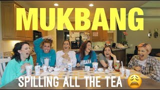 SONIC MUKBANG! | First Loves, Embarrasing Moments, Sleep Talking + MORE