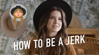 How To Be A Jerk When You Travel With Amanda Cerny (Lesson 5)